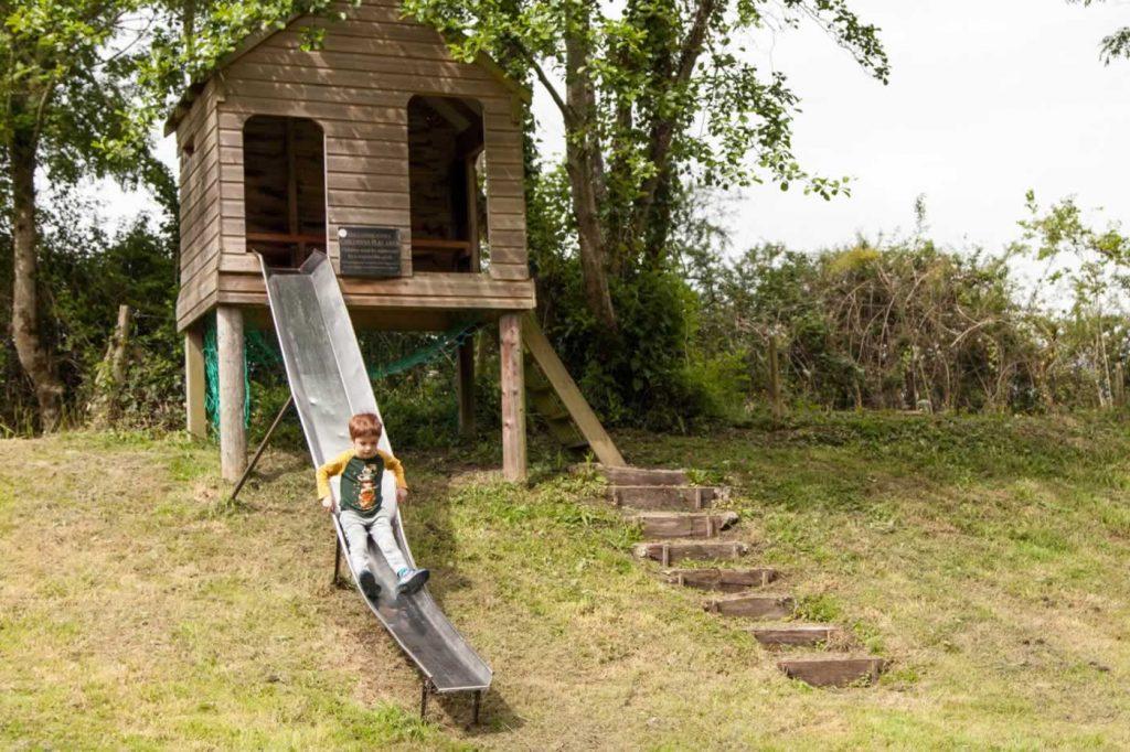 Hembury Slide
