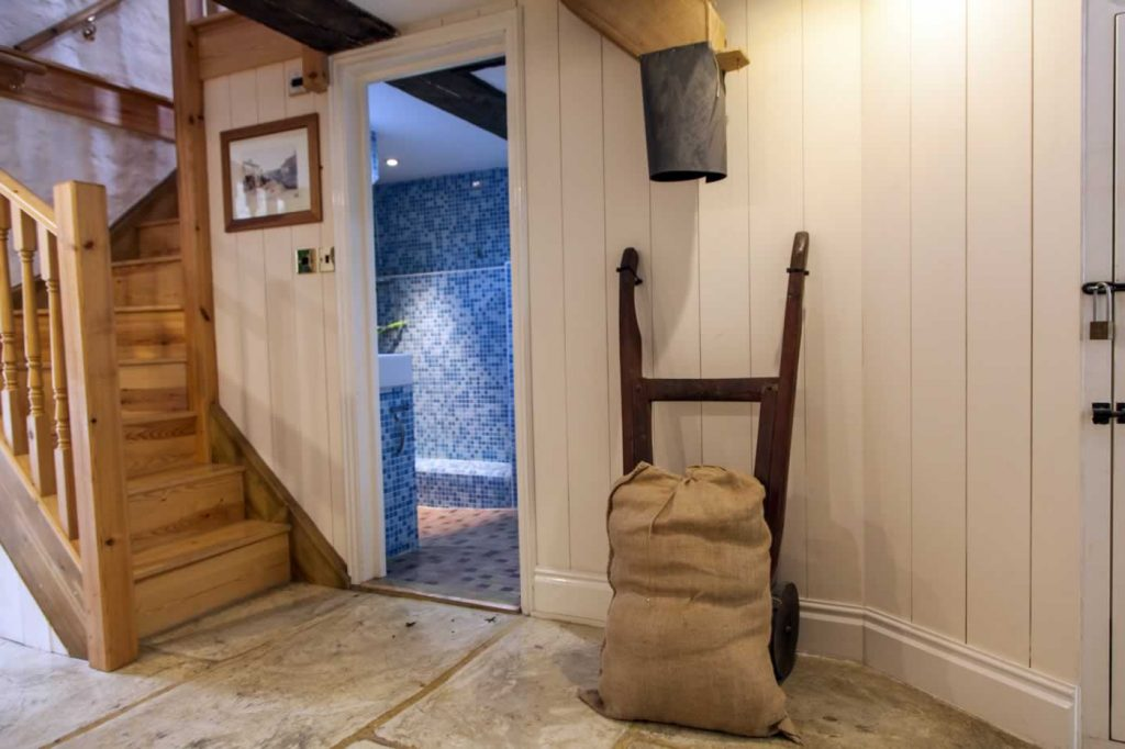 The Mill Hallway