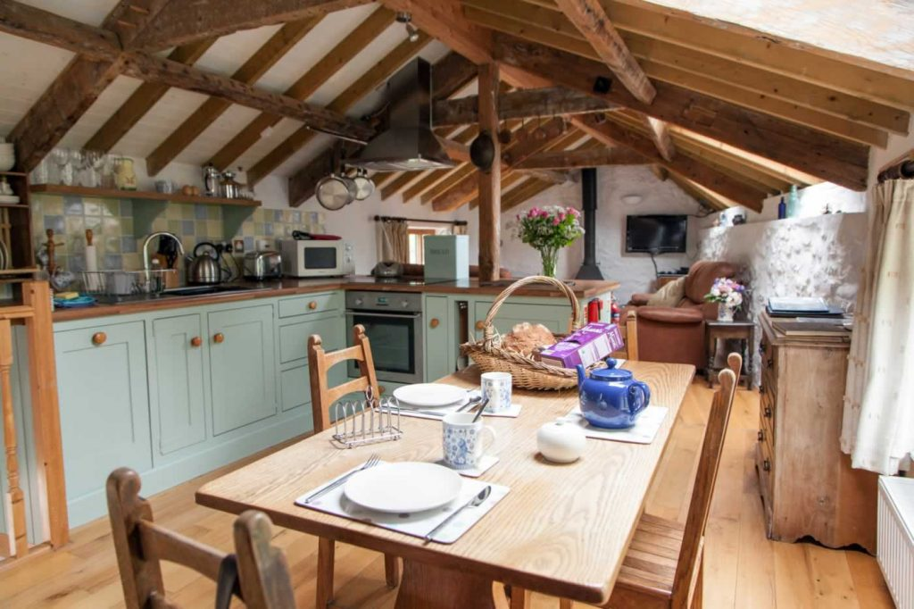 Cider Barn Kitchen