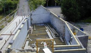 Joist construction