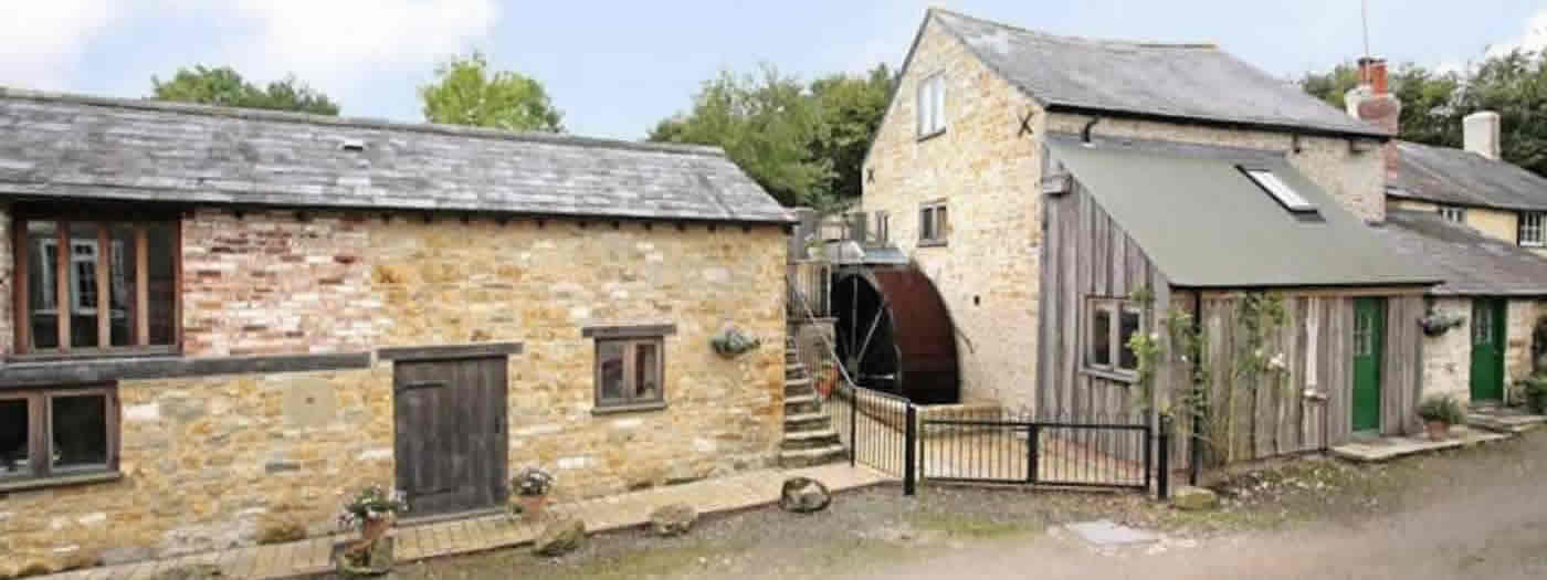 The Mill and Cider Barn